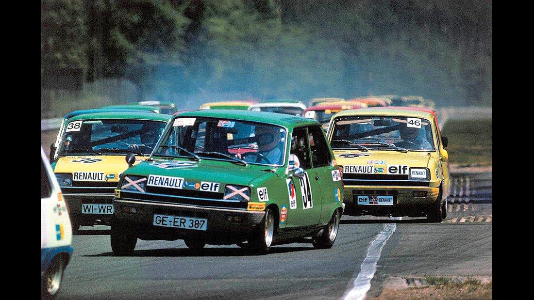 Renault 5-Pokal, Hockenheim