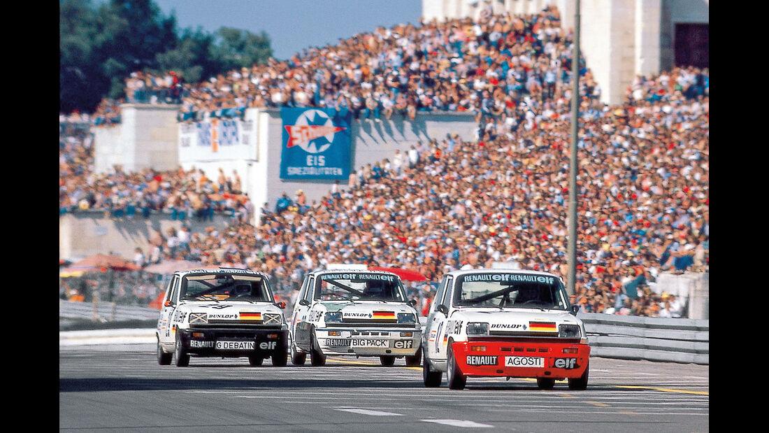 Renault 5-Pokal, Norisring