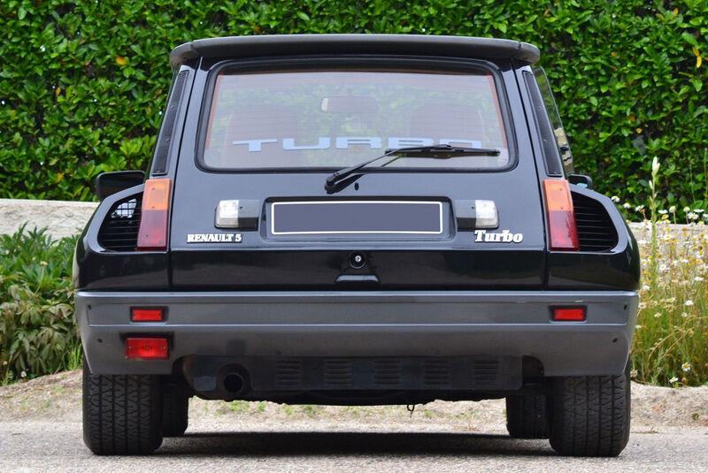 Renault 5 Turbo (1981)
