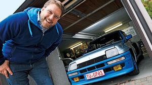 Renault 5 Turbo, Frontansicht, Kai Klauder
