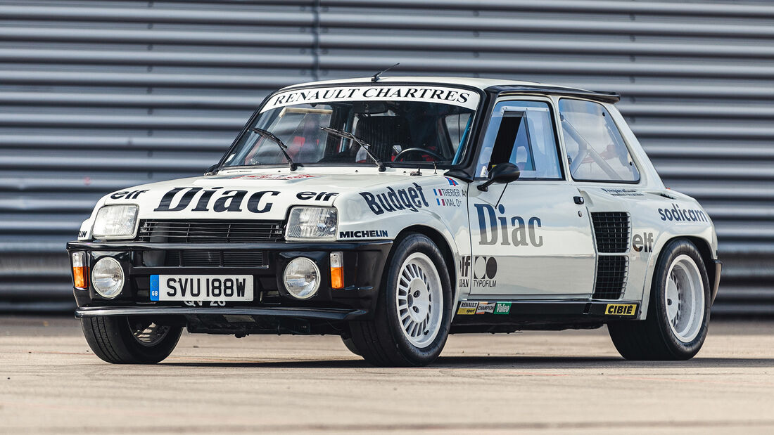 Renault 5 Turbo Gruppe 4 1982 - Silverstone Auctions