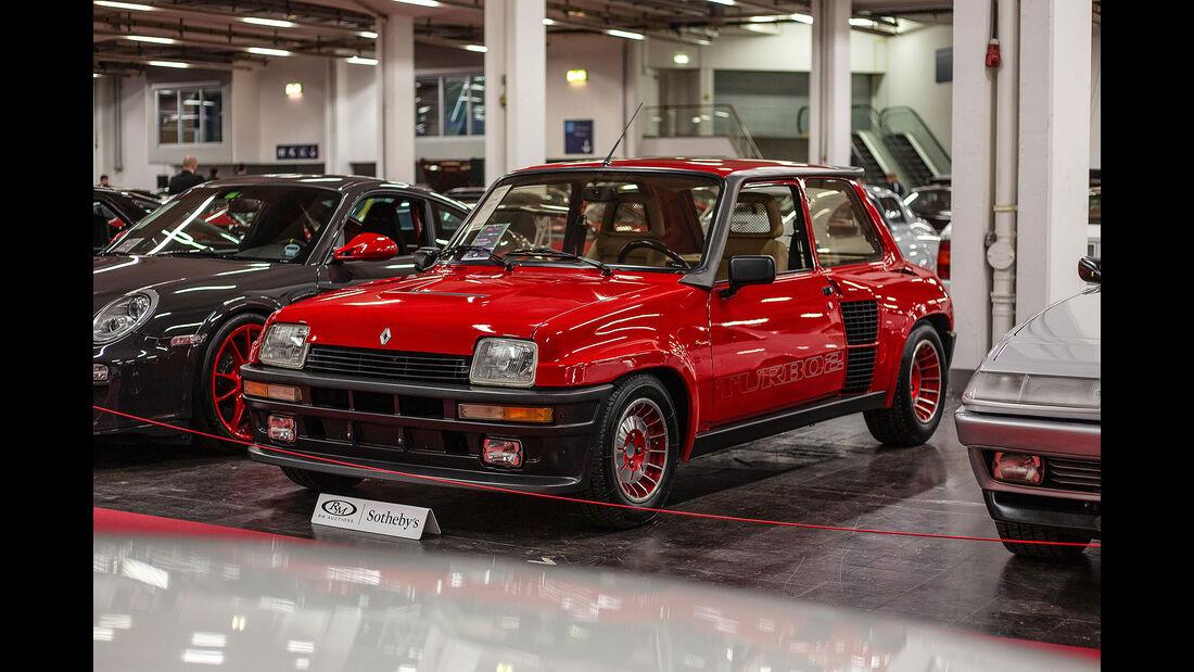 Renault 5 Turbo RM Auctions Techno Classica Essen