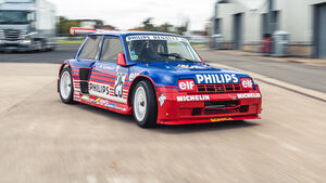 Renault 5 Turbo Superprodutction 1987 - Silverstone Auctions