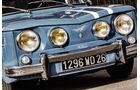 Renault 8 Gordini 1300, Frontscheinwerfer