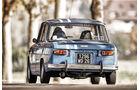 Renault 8 Gordini 1300, Heckansicht