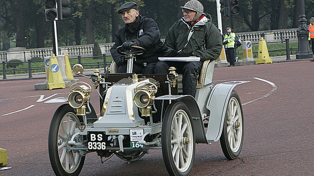 Renault 8hp Type G Two-Seater Chassis