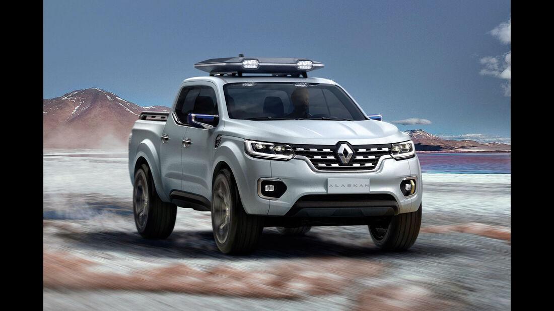 Renault Alaskan Concept Pickup
