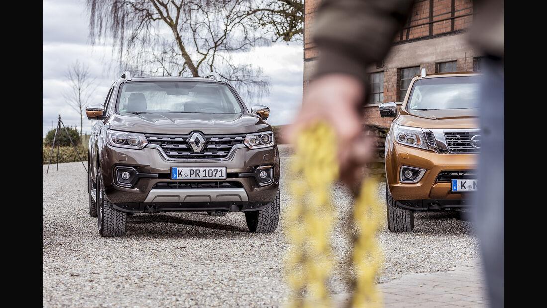 Renault Alaskan Exterieur