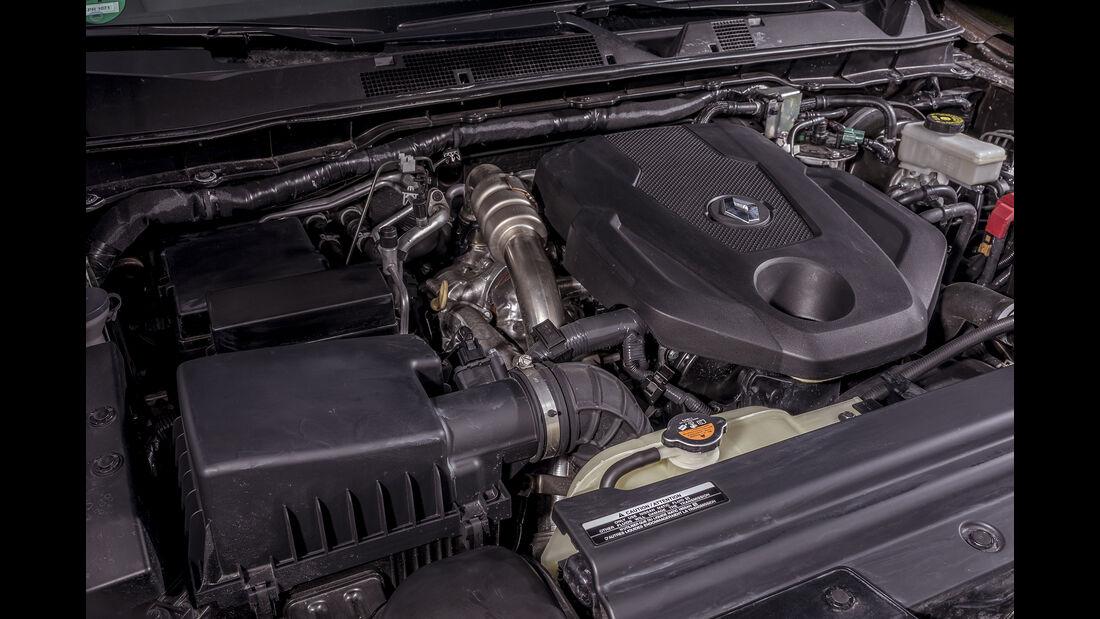 Renault Alaskan Motor