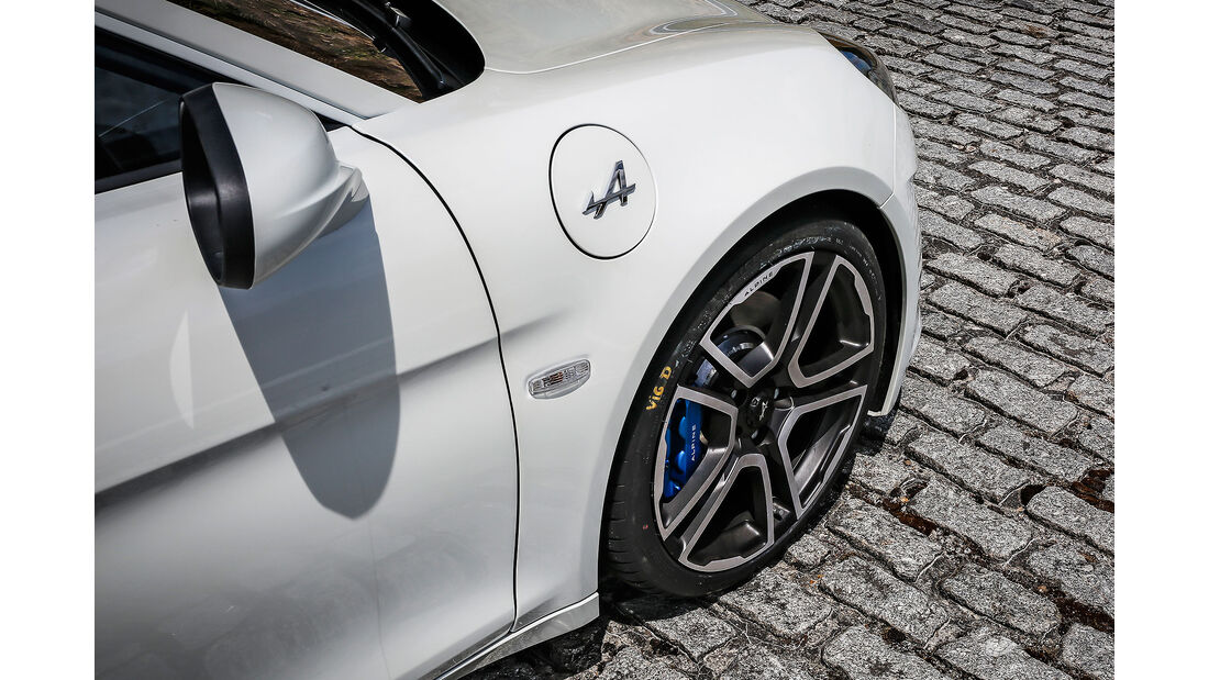 Renault Alpine (2018)