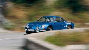 Renault Alpine A 110 1300 - Fahraufnahme