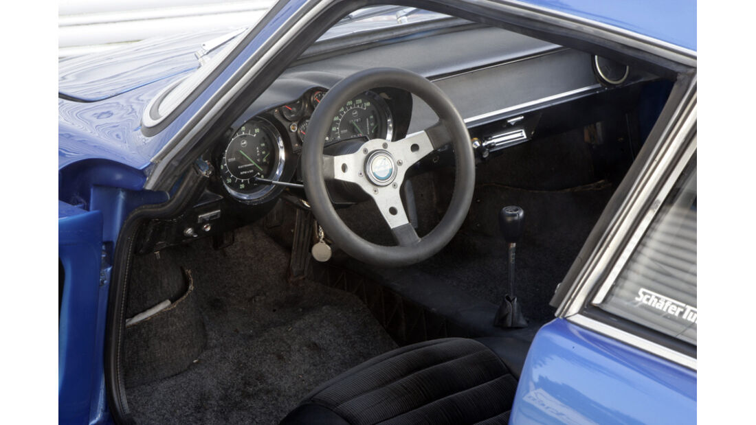 Renault Alpine A 110, Baujahr 1971