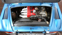 Renault Alpine A110 1300 VC, Motor