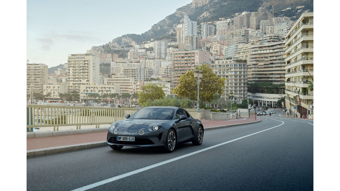 Renault Alpine A110 Pure Legende
