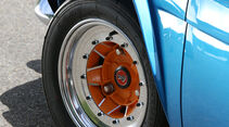Renault Alpine A110, Rad, Felge