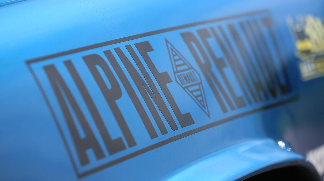 Renault Alpine A110, Typenbezeichung