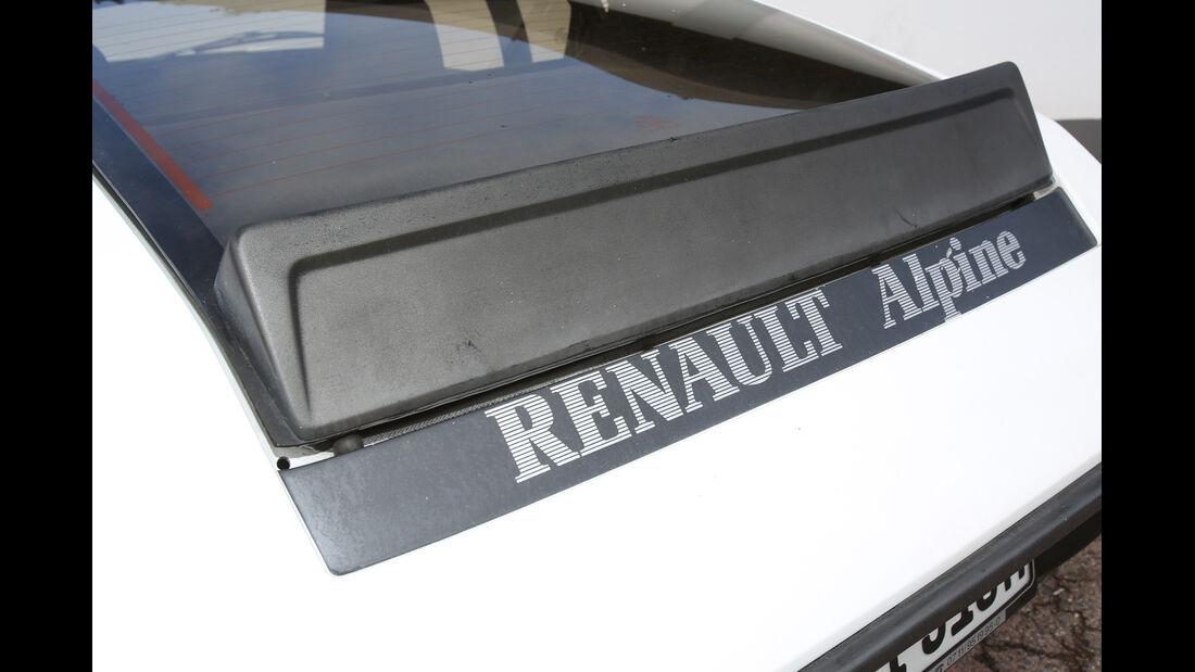 Renault Alpine A310, Typenbezeichnung