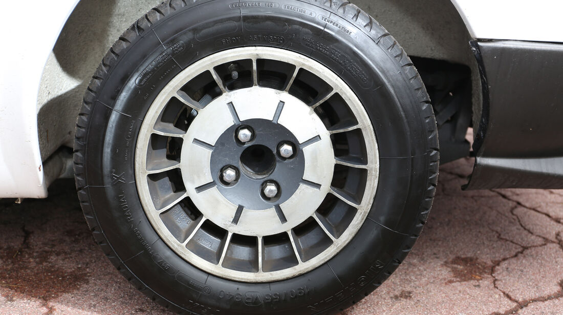Renault Alpine A310 V6, Rad, Felge