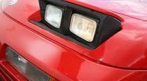 Renault Alpine A610, Frontscheinwerfer