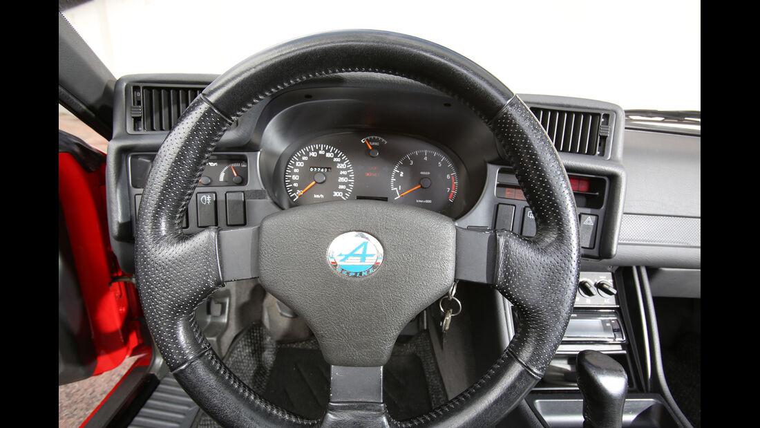 Renault Alpine A610, Lenkrad