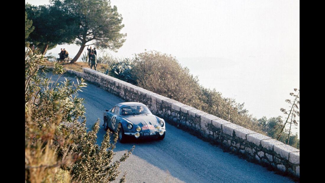 Renault Alpine - Monte Carlo
