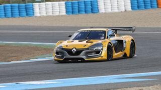 Renault Alpine RS01, Fahrbericht, Jerez, Prototyp