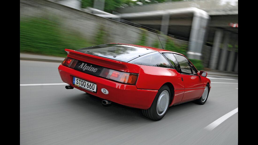 Renault Alpine V6 Turbo (A 502), Baujahr 1990