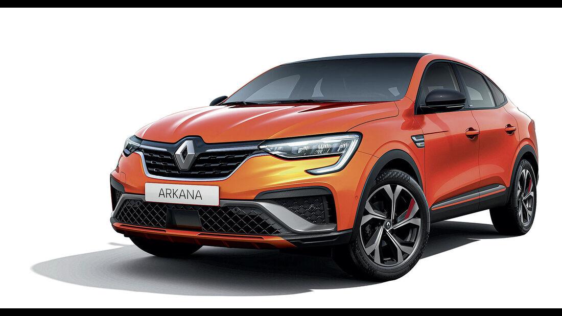 Renault Arkana SUV Coupé