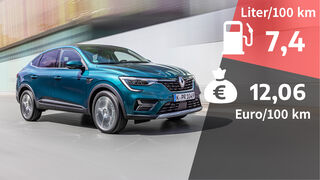 Renault Arkana TCe 140 Intens