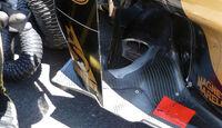 Renault Auspuff GP Europa 2011