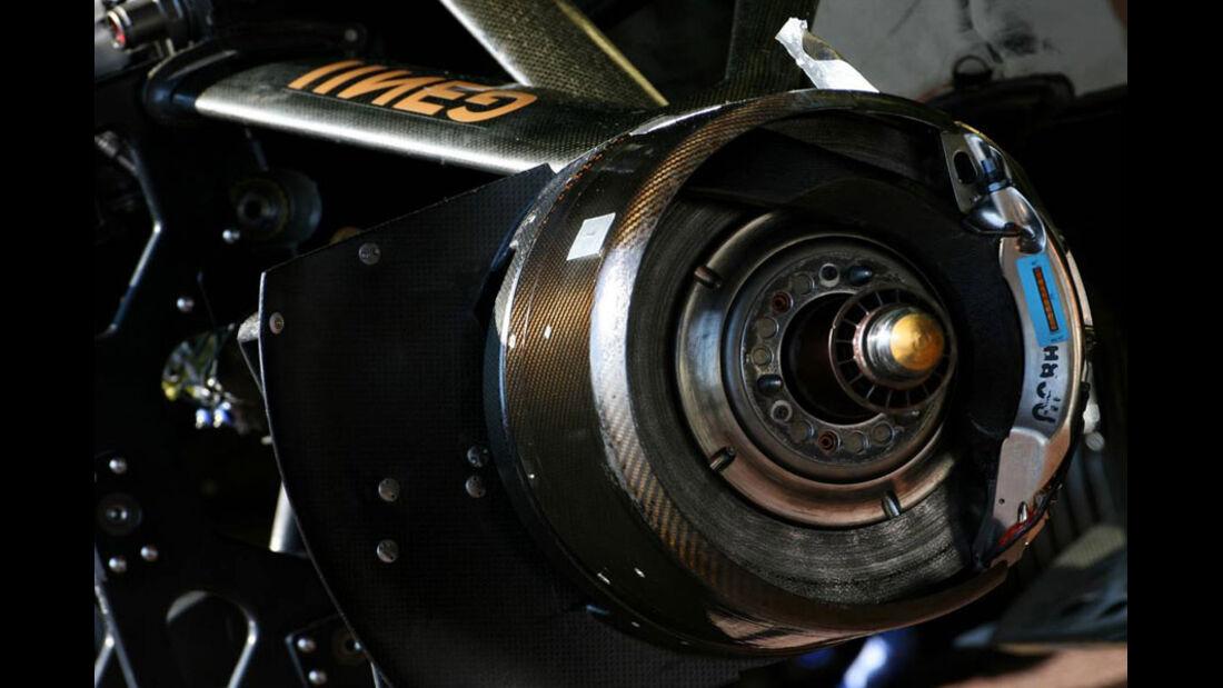 Renault Bremse GP Monaco 2011