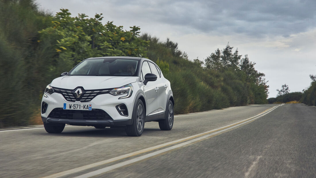 Renault Captur E-Tech Plugin