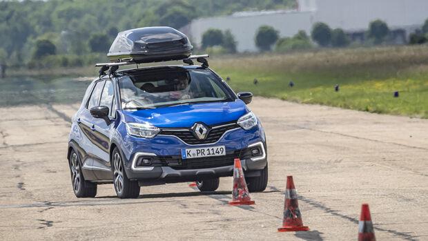 Renault Captur, Exterieur