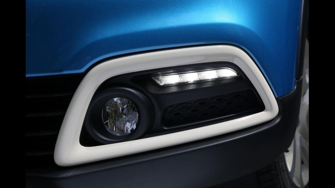 Renault Captur, Frontscheinwerfer