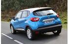 Renault Captur, Heckansicht