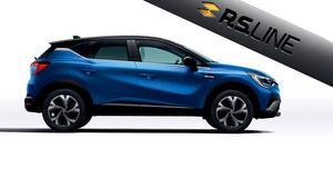 Renault Captur Modelljahr 2021 R.S. Line
