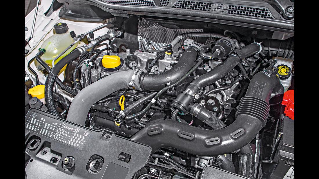 Renault Captur TCe 120, Motor