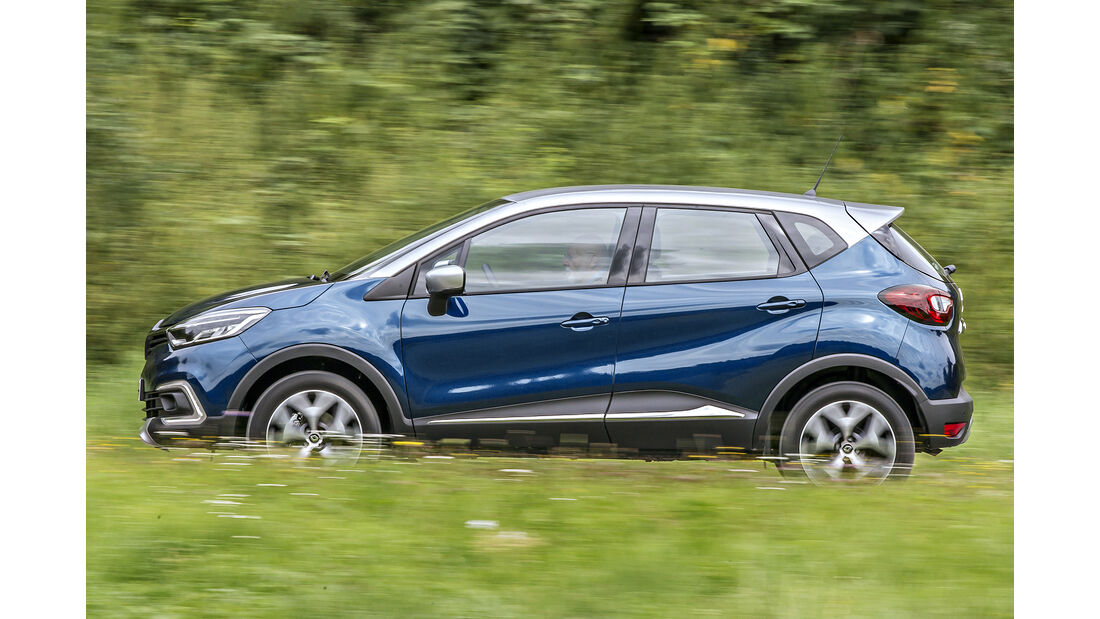 Renault Captur dCi 110 Intens, Exterieur