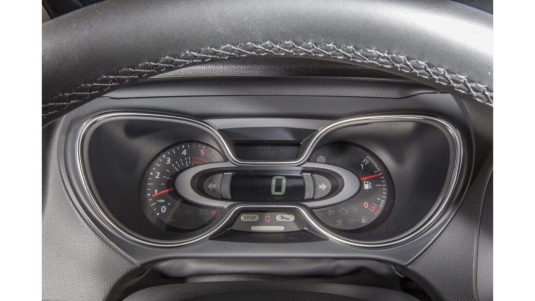 Renault Captur dCi 110 Intens, Interieur
