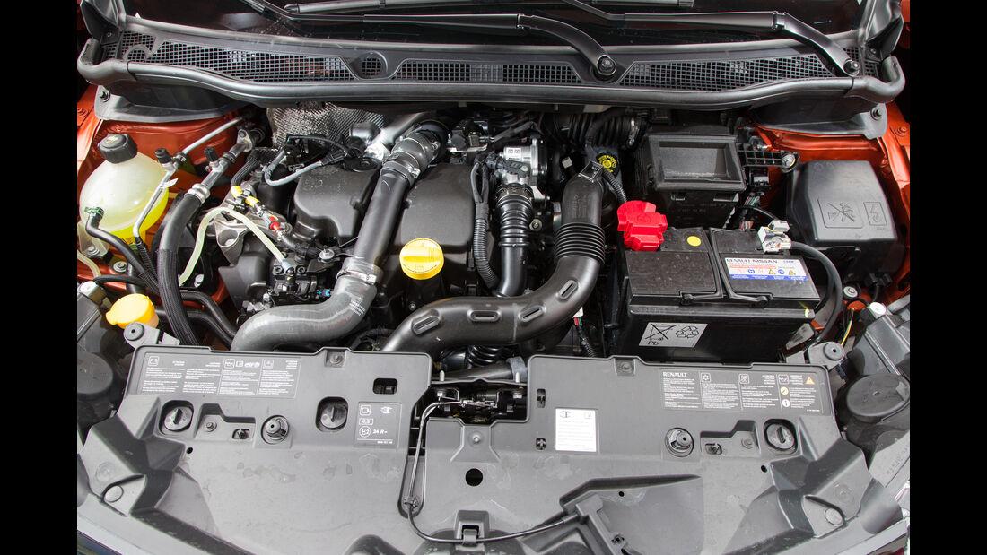 Renault Captur dCi 110, Motor