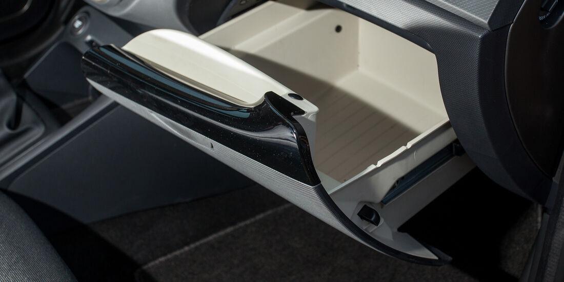 Renault Captur dCi 90, Handschuhfach