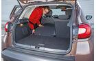 Renault Captur dCi 90, Kofferraum