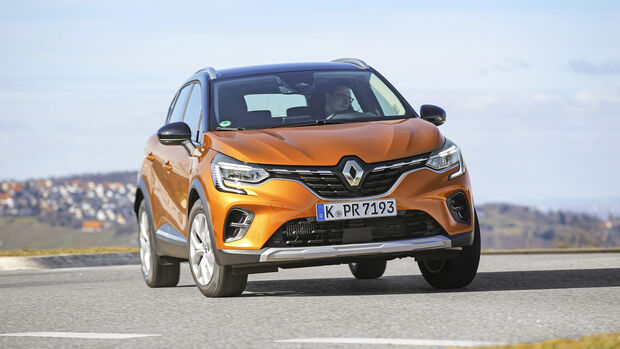 Renault Capture, Exterieur