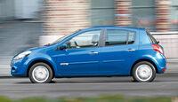 Renault Clio 1.2 16V, Seitenansicht