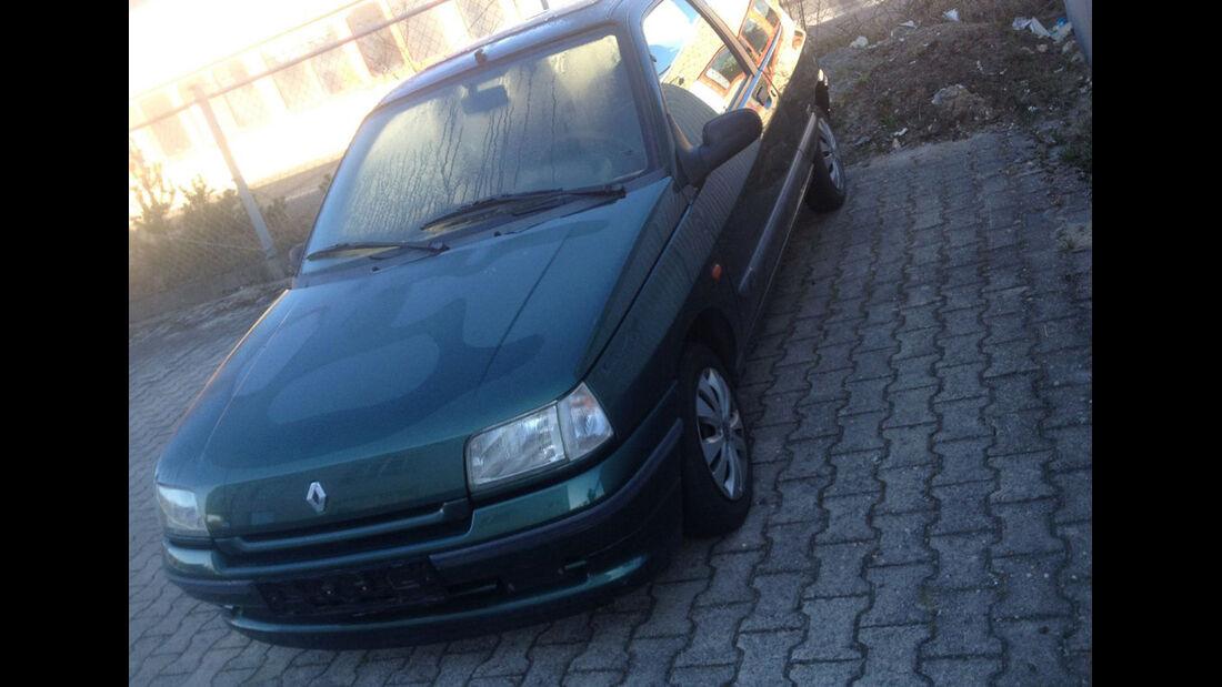 Renault Clio 1.2 Mexx von mobile.de