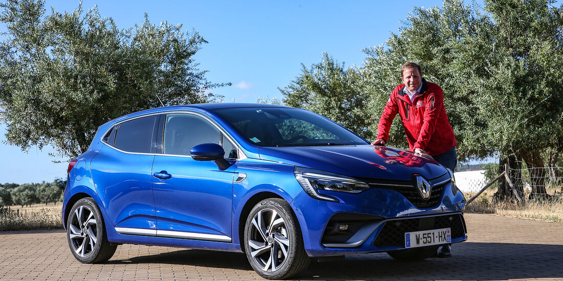 Renault Clio 2019 Im Fahrbericht Auto Motor Und Sport