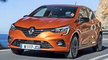 Renault Clio, Best Cars 2020, Kategorie B Kleinwagen