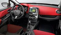 Renault Clio, Cockpit, Lenkrad