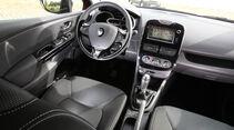 Renault Clio, Cockpit