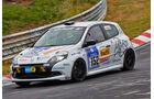 Renault Clio Cup - Roadrunner Racing - Startnummer: #152 - Bewerber/Fahrer: Volker Dr. Kühn, Joachim Dr. Steidel, Hugh Buckley, Vicenzi Ugo - Klasse: SP3